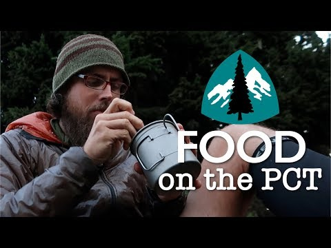 Food on the PCT