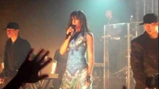"""Kelly Rowland """"I'm That Chick/Like This/Commander""""  - Walmart Soundcheck, NYC"""