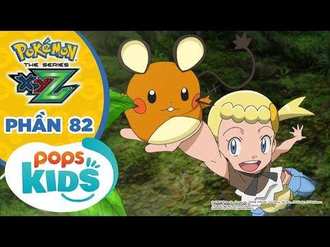 Hoạt Hình Pokémon S19 XYZ - Tổng Hợp Các Trận Chiến Pokémon Tại Giải Liên Đoàn KaLos Phần 82 - Thời lượng: 1:02:53.