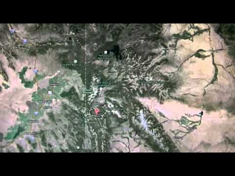 YELLOWSTONE - This is strong evidence of an underground explosion, 90 miles south of the Yellowstone Supervolcano, on September 30th, at 9:36 pm, local time. This explosio...
