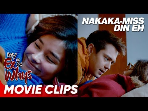 Oh no! Nalasing si Cali! | 'My Ex and Whys' | Movie Clips