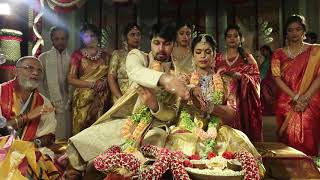 Video Chiranjeevi Daughter Sreeja (Srija) Wedding Video - Gulte.com MP3, 3GP, MP4, WEBM, AVI, FLV Agustus 2018