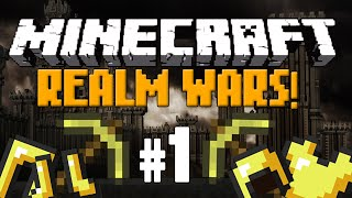 Witches are the Worst [Minecraft: Realm Wars! E1]