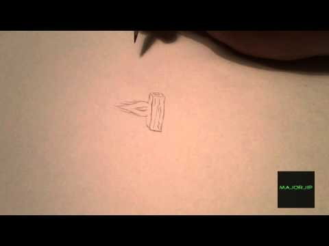 Download Majorjip (attempts) to draw a peice of wood on fire hd file 3gp hd mp4 download videos