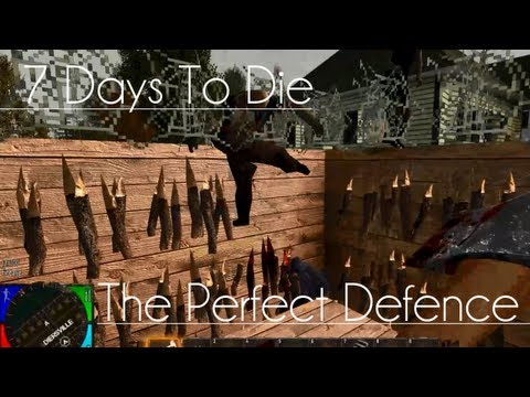 Wood Spikes amp Barbed Fence Wire Archive  7 Days to Die