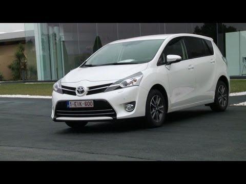 Toyota Verso im Test