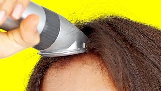 Video 25 WOW HAIR TRICKS THAT REALLY WORK MP3, 3GP, MP4, WEBM, AVI, FLV Juli 2019