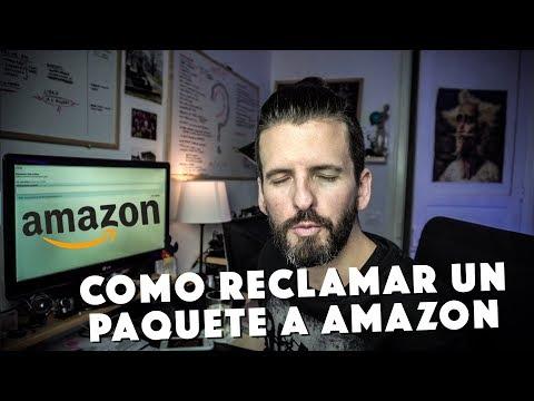 COMO RECLAMAR UN PEDIDO DE AMAZON QUE NO TE HA LLEGADO A CASA