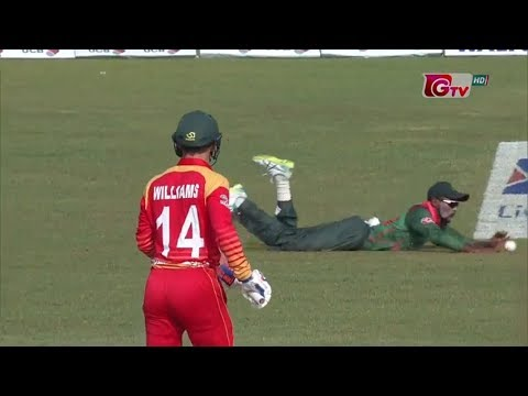 Bangladesh vs Zimbabwe Full Highlights || 3rd ODI || Zimbabwe tour of Bangladesh 2018
