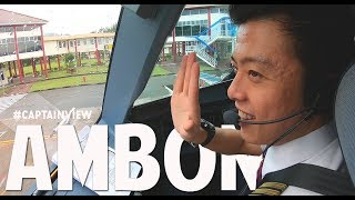 Download Video ( CAPT VIEW ) Airbus A320 Pattimura Airport - by Vincent Raditya ( BATIK AIR ) - Cockpit Video MP3 3GP MP4