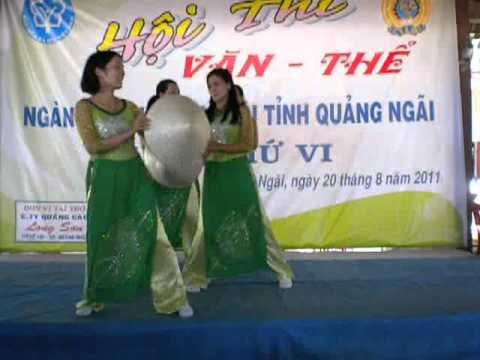 Văn nghệ công đoàn bhxh tỉnh Quảng Ngãi