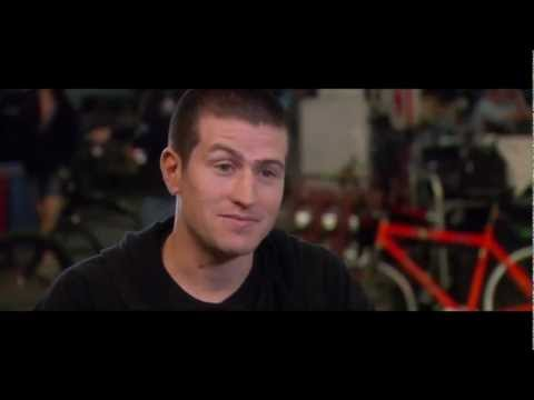 Premium Rush Featurette 'Training'