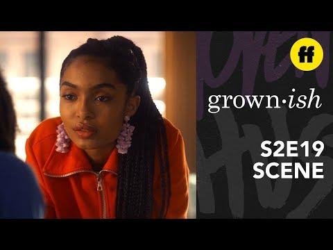 grown-ish Season 2, Episode 19 | Zuca & Zucchini Bread | Freeform