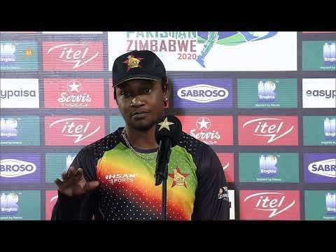 Live - Pakistan vs Zimbabwe   1st ODI 2020   PCB