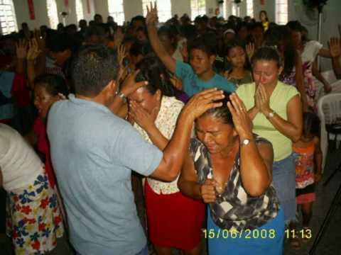 Assembléia de Deus em Santo Antonio do Içá