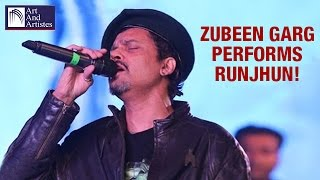 Download Lagu Zubeen Garg | Runjhun | Music Of India | Idea Jalsa | Arts And Artistes Mp3