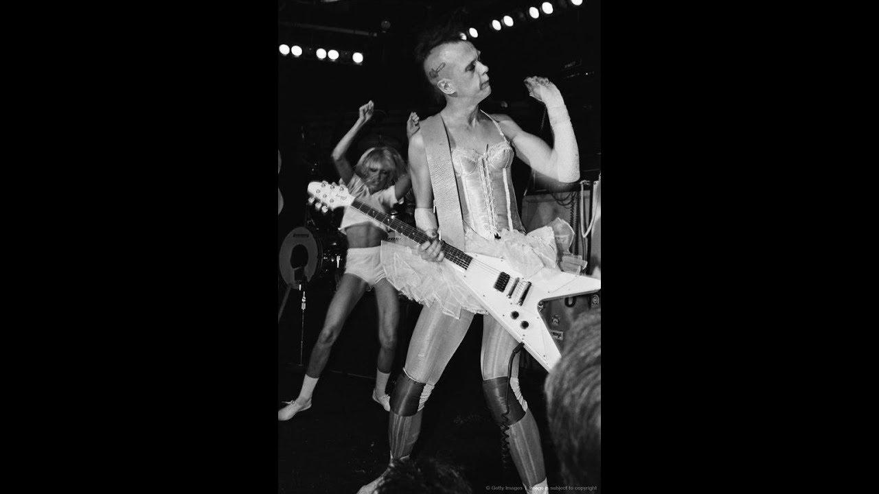 Richie Stotts Interview 2003 Plasmatics King Flux Punk Rock Guitar Legends