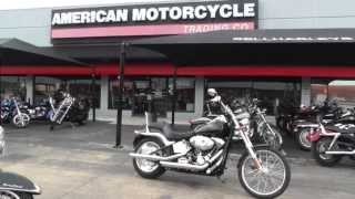 5. 2007 Harley-Davidson Softail Custom FXSTC - Used Motorcycle For Sale