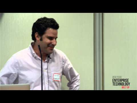 May 2015 NY Enterprise Technology Meetup - Everwise