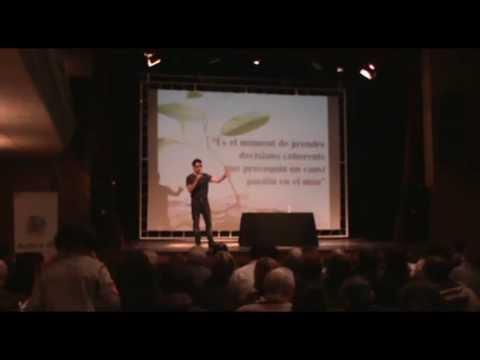 1/9 Joan Melé: diners i consciència. Activa21 - Conferència Completa - Vidreres