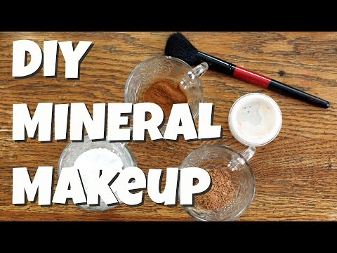 DIY Mineral Makeup: Does This Really Work?