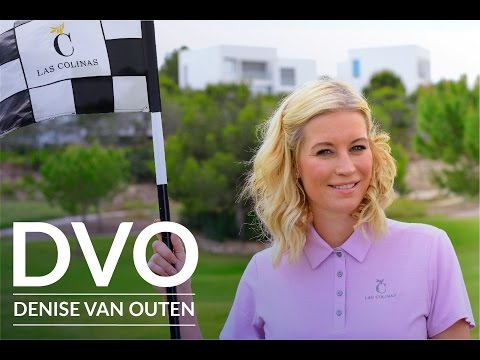 Denise Van Outen en Las Colinas Golf & Country Club