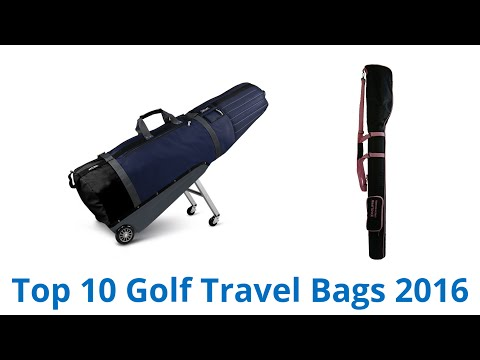 10 Best Golf Travel Bags 2016