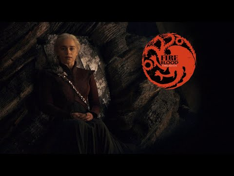 Game of Thrones: Daenerys Targaryen and Dragons | All Season 8 Scenes | HD 1080p
