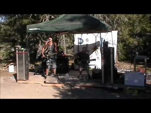 Punx In The Woods 2012