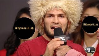 Video ALHAMDULILLAH | What You Don't Know About Khabib Nurmagomedov MP3, 3GP, MP4, WEBM, AVI, FLV Desember 2018