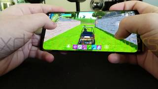 Exclusive: Fortnite Mobile on Android leaked gameplay