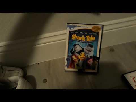 Shark Tale DVD review