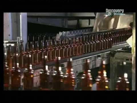 Jak se vyrábějí lahve?
