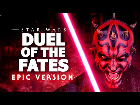 STAR WARS: Duel Of The Fates - Epic Music Version