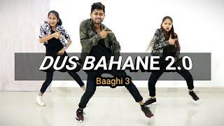 Video Baaghi 3: Dus Bahane 2.0 Dance | Vishal & Shekhar Shaan & Tulsi Kumar | Tiger S, Shraddha K download in MP3, 3GP, MP4, WEBM, AVI, FLV January 2017
