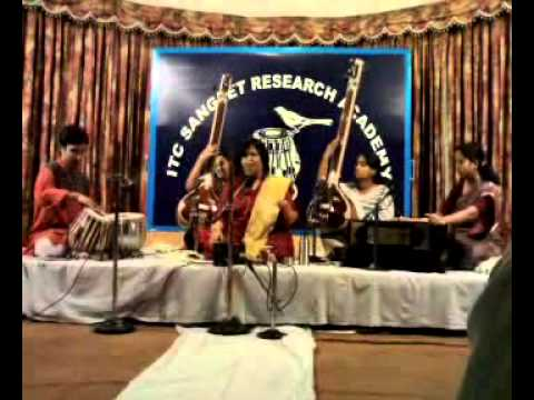 Khayal in Raag- Bageshree
