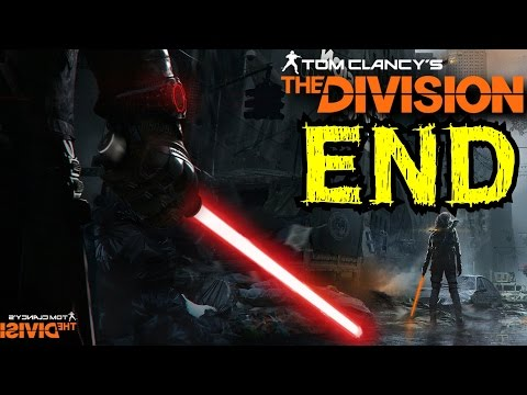 Tom Clancy's The Division ENDING Final Mission Boss Fight (видео)
