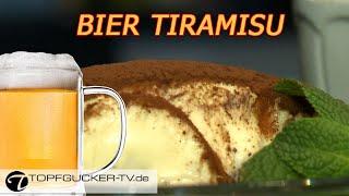 Biertiramisu mit Apfelragout - Kochkurs mit Sternekoch Werner Licht