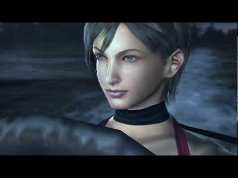 Resident Evil 4 Leon and Ada Boat Cutscene
