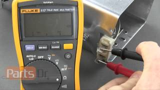 Learn how to test your heating element using a multimeter.