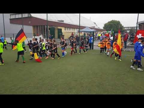 U11 I Coupe du Monde Cérémonie d'ouverture