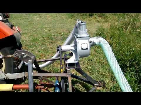 Pompa wody WOM do ciągnika - C330