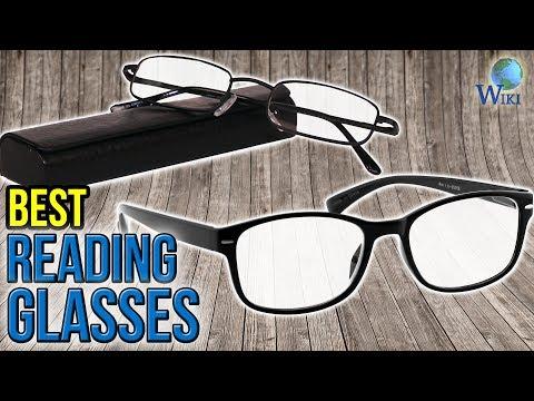 10 Best Reading Glasses 2017