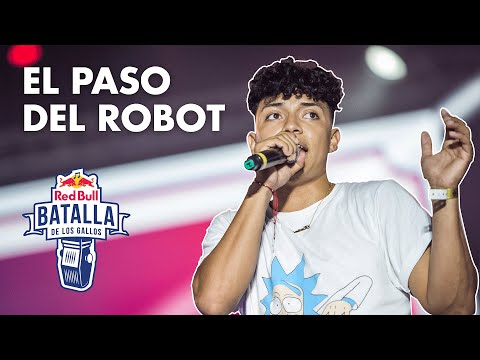 VALLES T vs PEPE GRILLO: Cuartos - Final Internacional 2018 ​| Red Bull Batalla de los Gallos