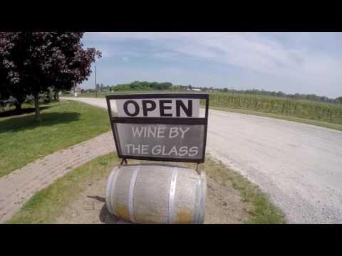 Winery Tour May 2016 - Niagara on the Lake
