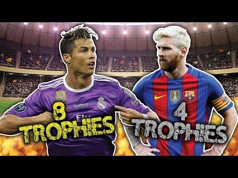 Video: Has Cristiano Ronaldo FINALLY Surpassed Lionel Messi?!   #SundayVibes