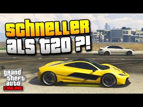GTA 5 Online | DIESES AUTO IST SCHNELLER ALS DER PROGEN T20 ! | BENEFACTOR SCHAFTER V12 SPEED TEST