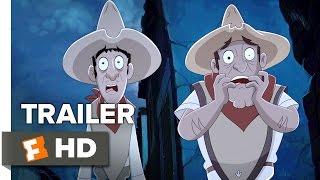 Nonton La Leyenda Del Chupacabras Official Trailer 1  2016    Animated Movie Film Subtitle Indonesia Streaming Movie Download