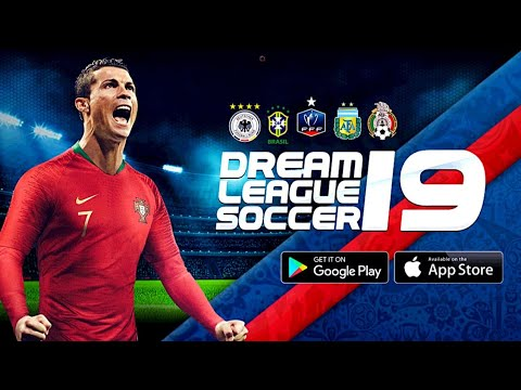 Dream League Soccer 19 Mod FIFA World Cup 2018 Android Edition ( TUTORIAL Instal - Apk+data+obb)