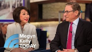 Maury Povich And Connie Chung On Their TV Careers And Long Marriage   Megyn Kelly TODAY